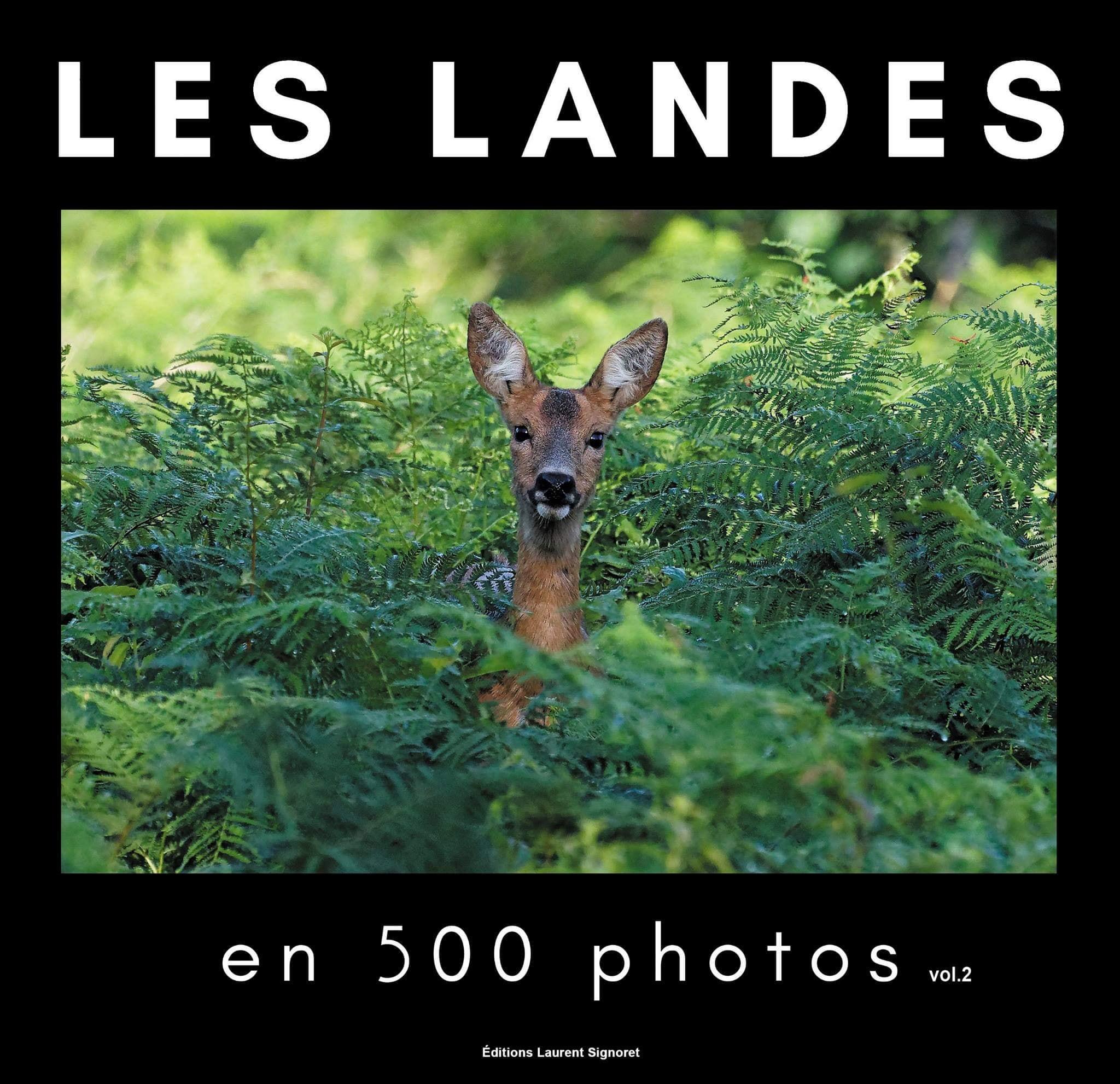 livre photo landes