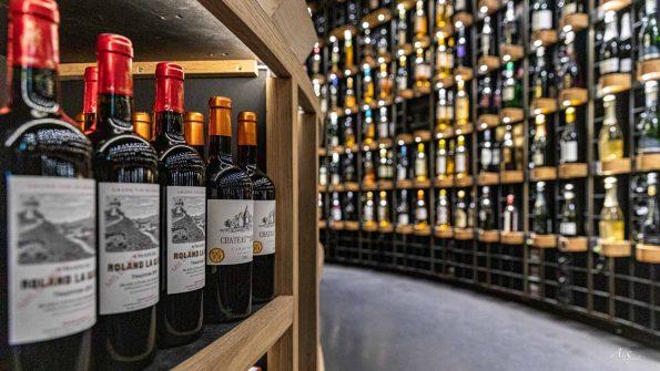 allee bar a vin