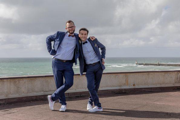 mariage gay estacade