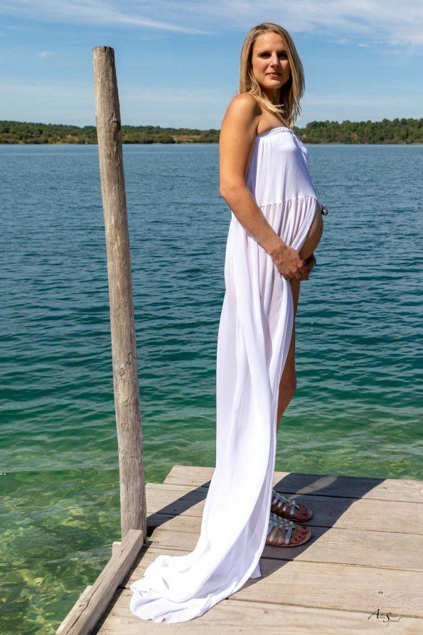 grossesse été