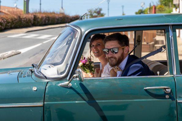 maries voiture