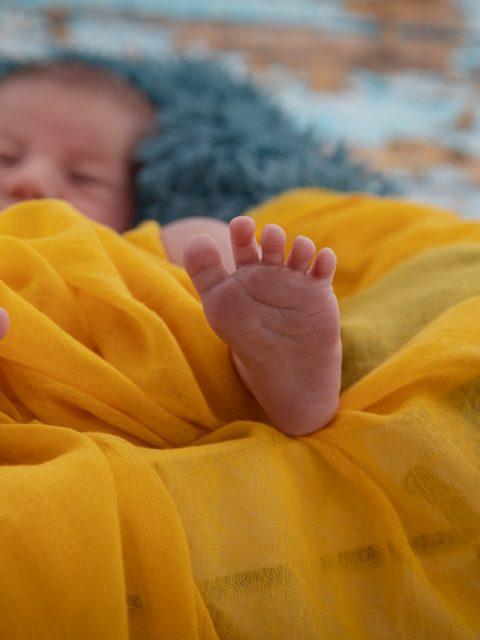petites pieds