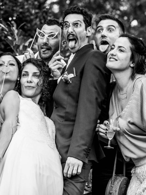 Photo Booth mariage landes