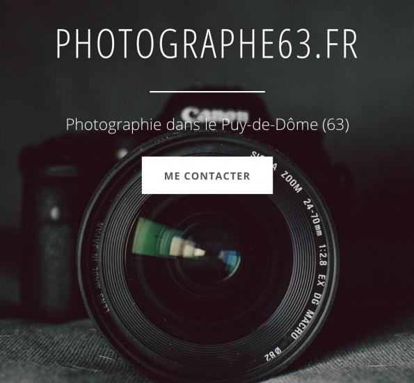 photographe 63