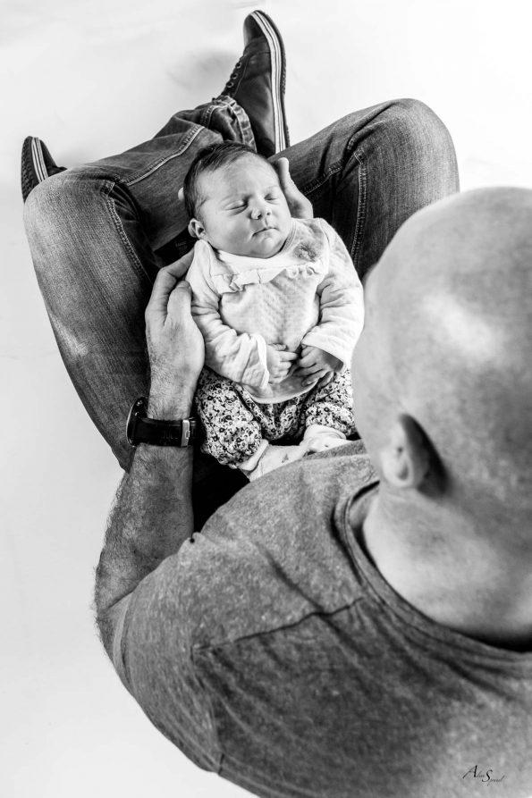 bebe paisible
