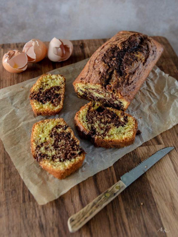 recette-cake-marbré