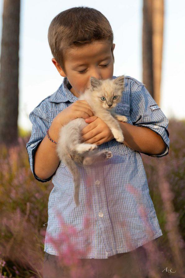 garcon-et-chaton