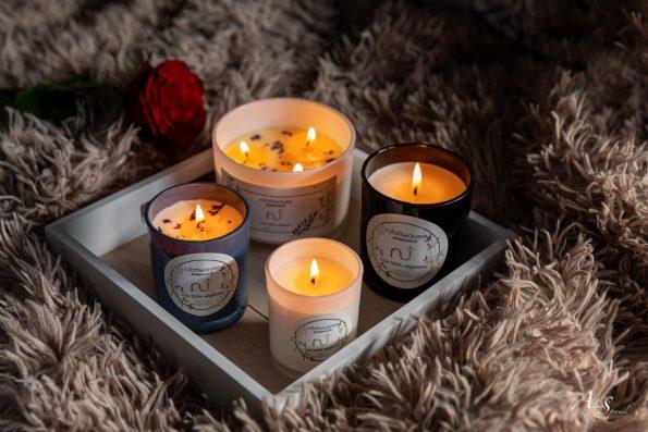 bougies ambiance natiwaves