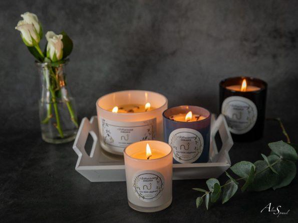 bougies gamme natiwaves