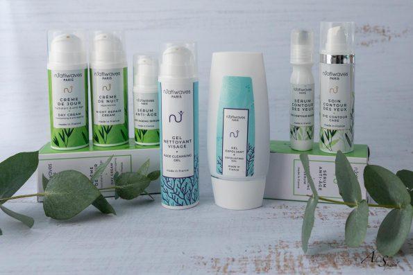 cosmetiques soins natiwaves