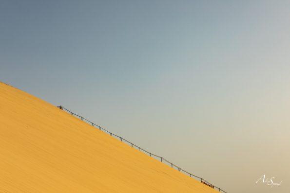 escaliers dune du pilat