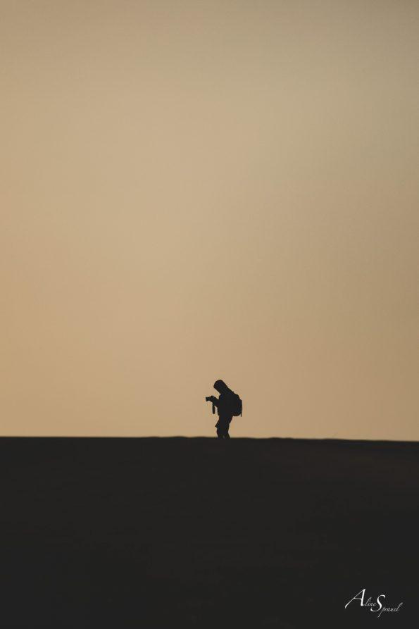 le photographe dune du pilat