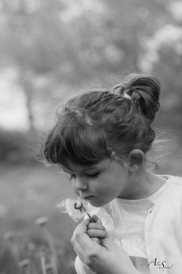 photo petite fille