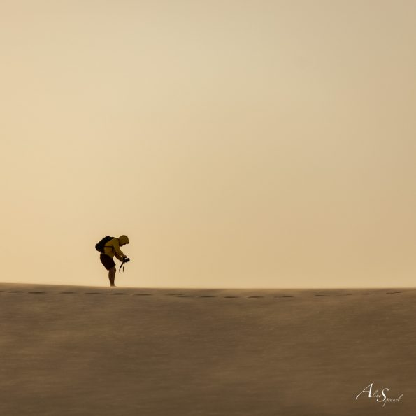 photographier dune
