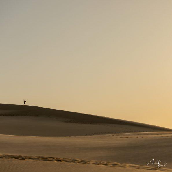 sable sommet dune
