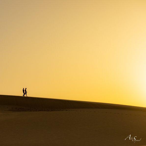 vers le soleil dune