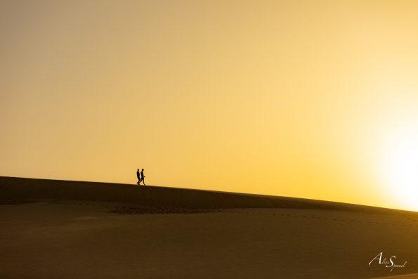 vers le soleil dune du pilat