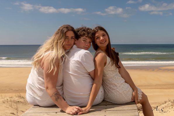 famille photographe landes