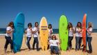 EVJF surf landes hossegor