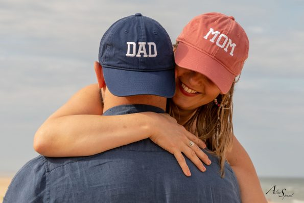 casquette dad and mom