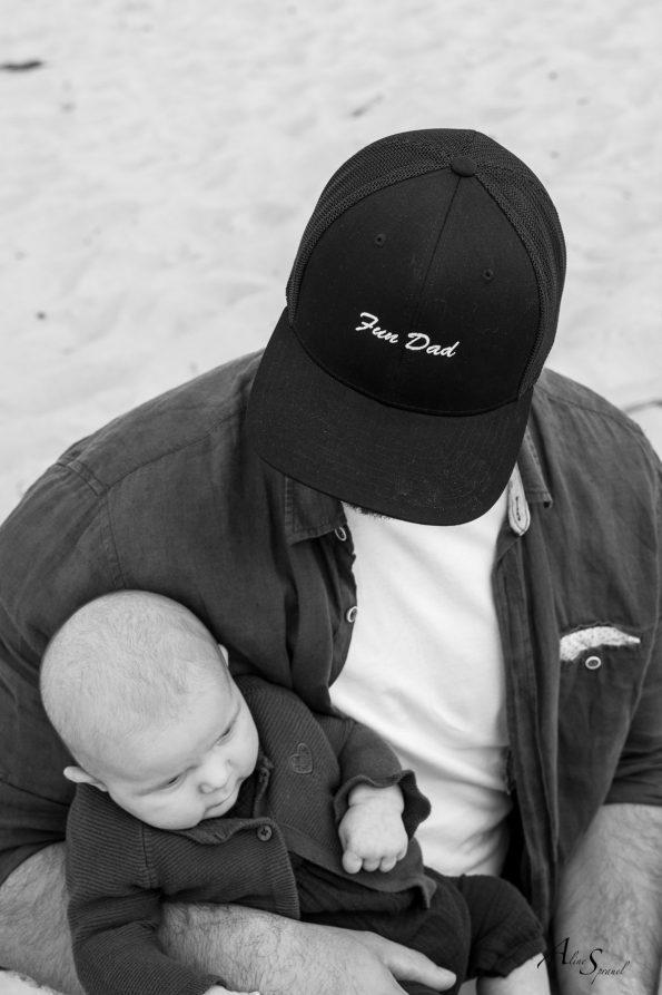papa casquette